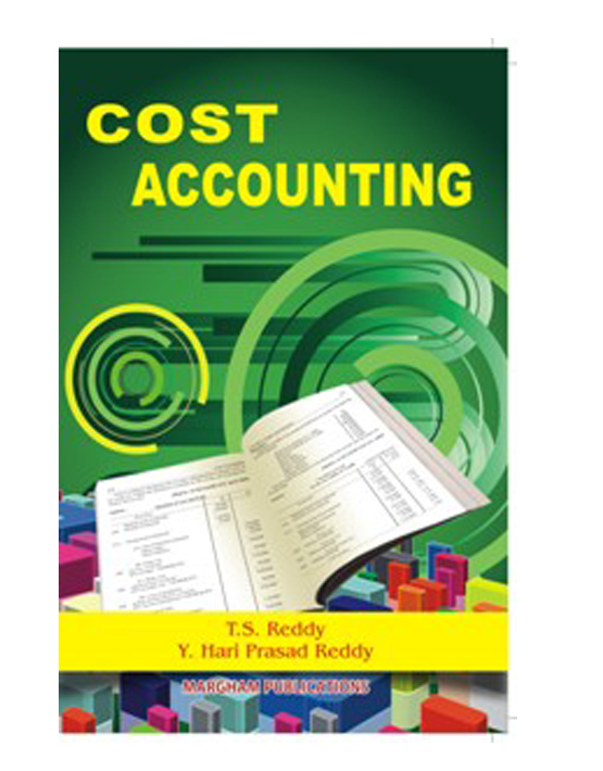 Reddy and by cost murthy book accounting