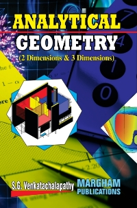 Analytical Geometry 2D & 3D - S. G. Venkatachalapathy