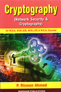 Cryptography - Dr. P. Rizwan Ahmed