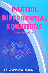 Partial Differential Equations - S.G. Venkatachalapathy