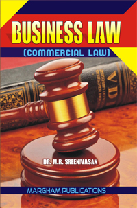 Business Law (Commercial Law) - Dr. M.R. Sreenivasan