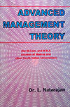 Advanced Management Theory - Dr. L. Natarajan