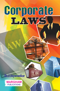 Corporate Laws - J. Jayasankar