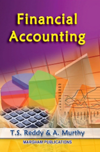 Financial Accounting (for Tiruvalluvar and Periyar Universities) - T.S. Reddy & A. Murthy