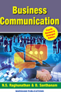 Business Communication - N.S. Raghunathan and B. Santhanam