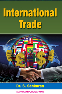 International Trade -  Dr. S. Sankaran