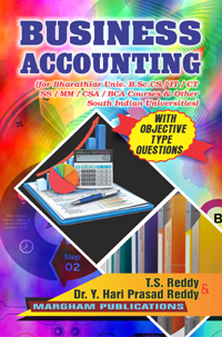 Business Accounting - T.S. Reddy & Y. Hari Prasad Reddy