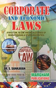 Corporate and Economic Laws - Dr. S. Sankaran