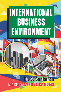 International Business & Environment - Dr. S. Sankaran
