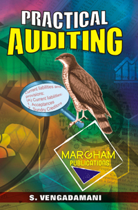Practical Auditing - S.Vengadamani