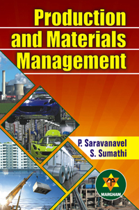 Production and Materials Management - P. Saravanavel & S. Sumathi