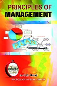 Principle of Management (C.D.BALAJI)