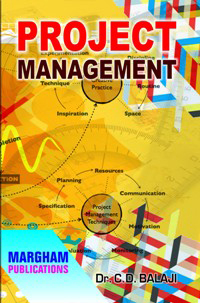 Project Management (Project Development) - Dr. C. D. Balaji