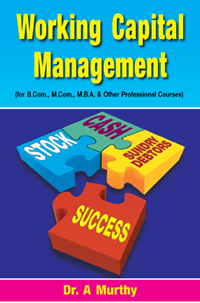 Working Capital Management - A. Murthy