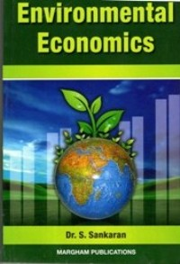 Environmental Econimics - Dr. S.Sankaran