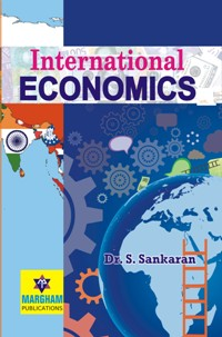 International Economics (for B.A./M.A. Economics) - Dr.S. Sankaran
