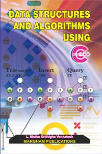 Data Structures and Algorithms using C ++ -L  Mathu Krithiga Venkatesh