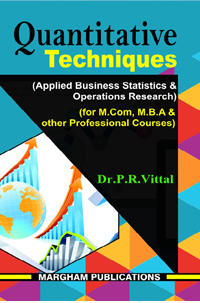 Quantitative Techniques - P R  Vittal