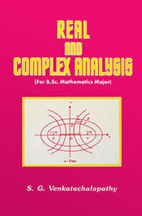 Real and Complex Analysis - S G  Venkatachalapathy